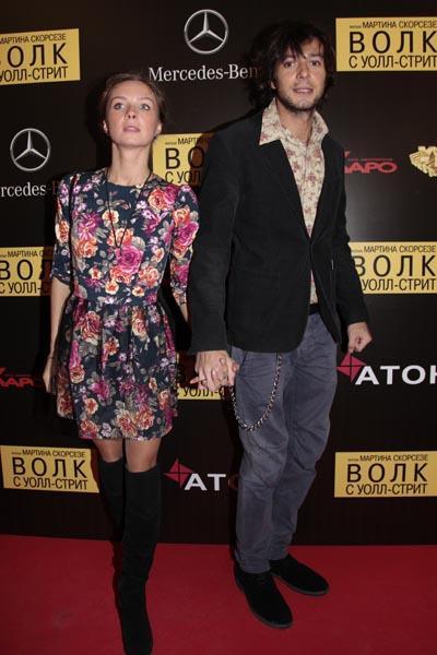 фото павел баршак с женой