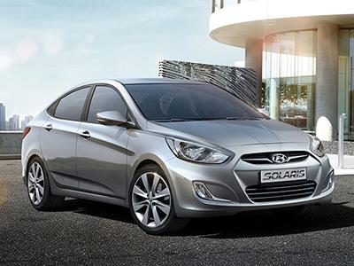 Топ-25 самых продаваемых автомобилей 2012 года в России