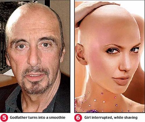 Аль Пачино и Анджелина Джоли...