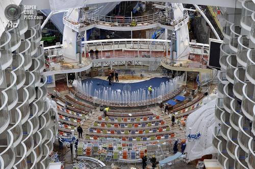 Лозунгом пароходства в отношении данного строительства стали слова — Мы строим Невероятное.