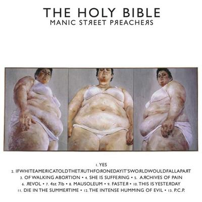 Manic Street Preachers - «The Holy Bible» (1994)