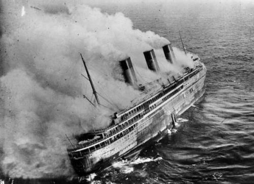 морские катастрофы фото