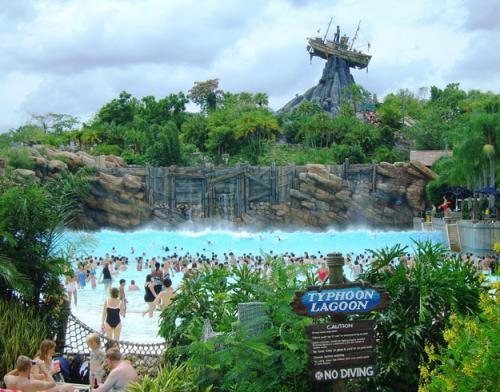 Disney's Typhoon Lagoon � ����� ���������� �������� (���� ����� �����, ���)