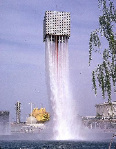 10 самых удивительных фонтанов мира