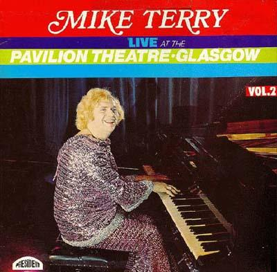 Mike Terry - «Live At The Pavilion Theatre, Glasgow: Volume 2»
