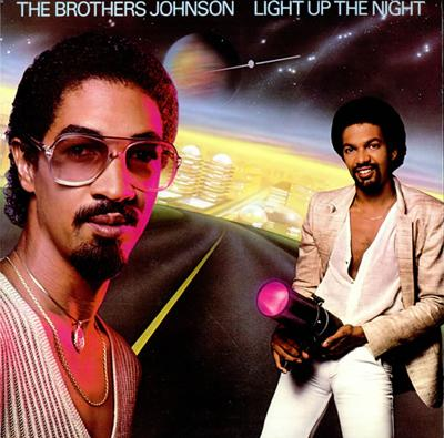 The Brothers Johnson - �Light Up The Night� (1980)