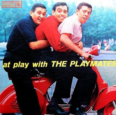 The Playmates - «At Play with the Playmates» (1958)