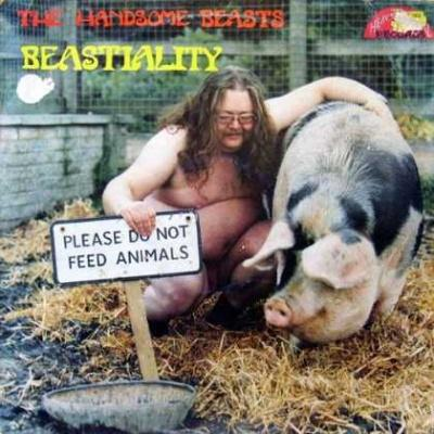 The Handsome Beasts - «Beastiality» (1981)