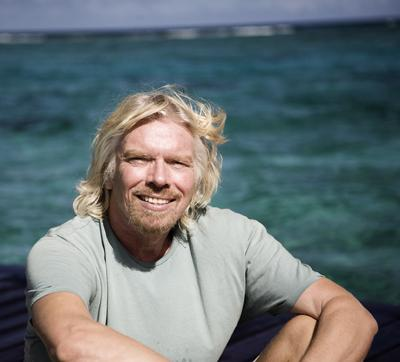 10. Сэр Ричард Бренсон (Sir Richard Branson): Virgin Group