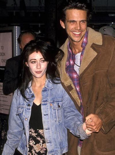 ������ ������ (Shannen Doherty) � ���� �������� (Ashley Hamilton): 7 ������� (�������� 1993 - ������ 1994)