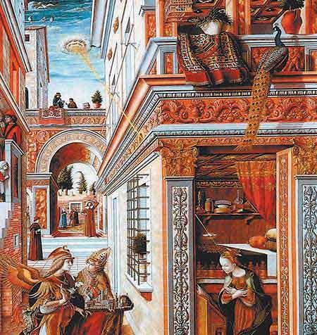 Потом было увлечение средневековой живописью, вернее, полотнами, на которых изображены непонятные предметы, похожие на летательные аппараты...