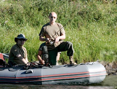 лодка для енисея