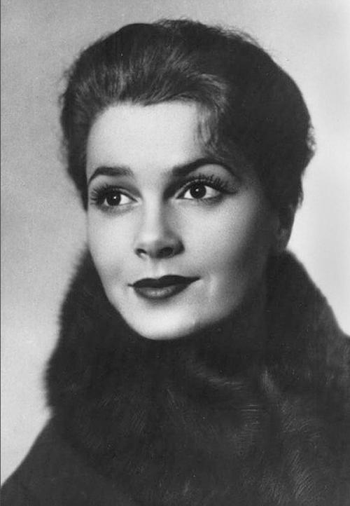 Самые красивые актрисы советского