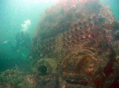 7 затонувших кораблей, которые можно увидеть своими глазами