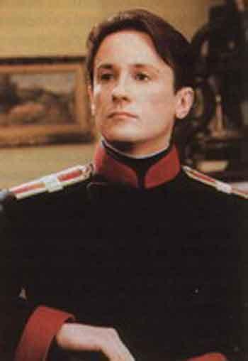 И, казалось, так будет вечно, - в 1999 году он, например, с большим успехом сыграл кадета Андрея Толстого девятнадцати лет отроду...