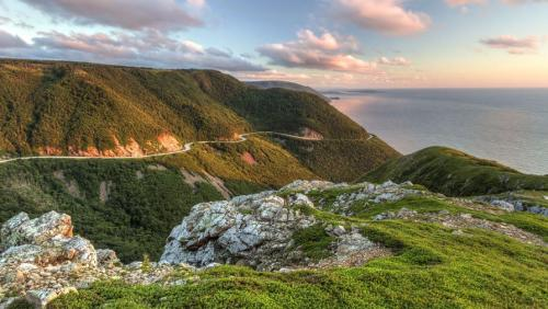 The Cabot Trail, Канада