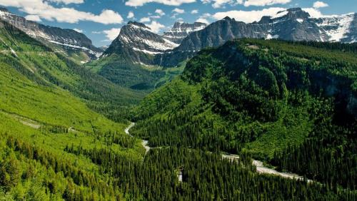 Going-to-the-Sun Road � �������, ���