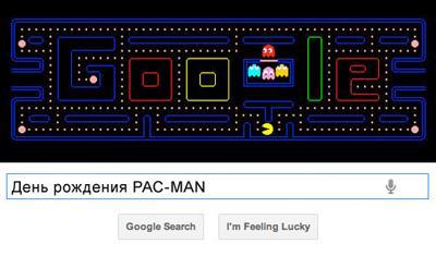 Самые необычные дудлы Гугла