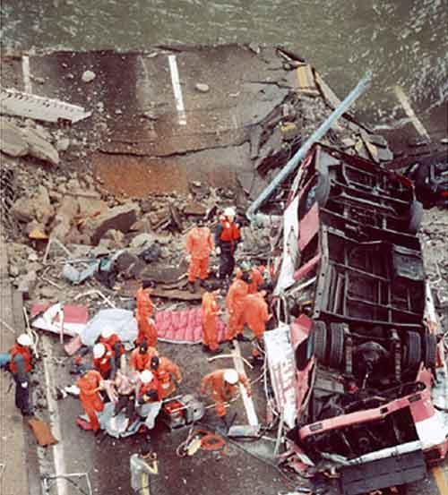21 октября, 1994. Мост Сонг-Су(Южная Корея). Погиб 31 человек...