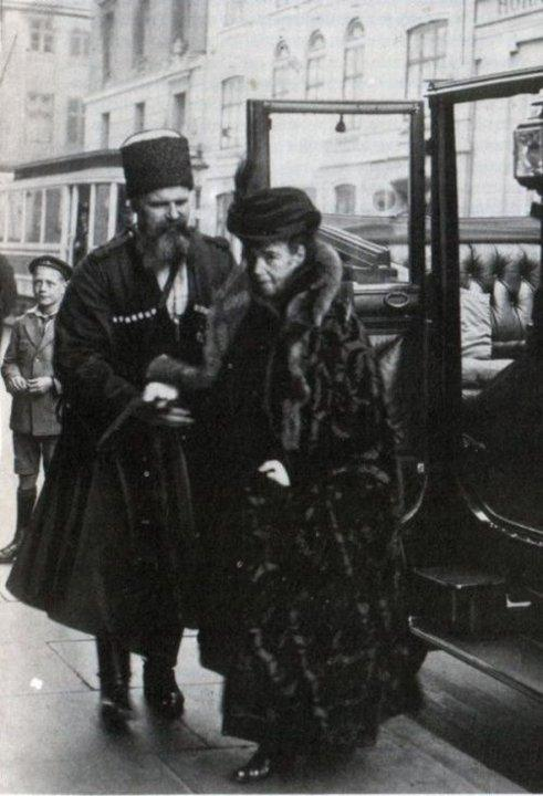 Телохранитель царской семьи — камер–казак Тимофей Ящик, 1925 год, Копенгаген
