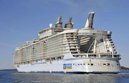 �Allure of the Seas� ������ � ���� ������ ������ ������ �Oasis of the seas�.