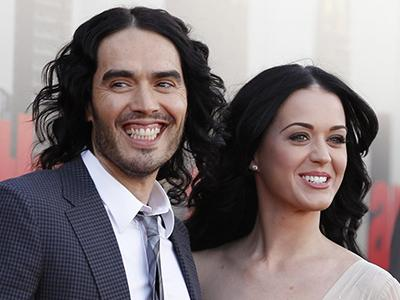 ����� � ����� ������ ����� (Russell Brand) � ������ ���� ����� (Katy Perry). �������� � ����� � 2010 ����.