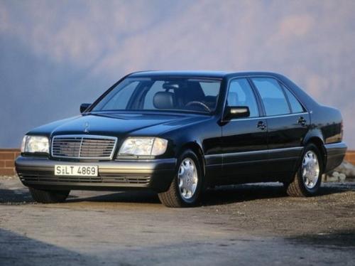 10. Mercedes-Benz S-Class (W140)Mercedes-Benz S-Class (W140) был настоящей мечтой любого бандита. Дорогой, роскошный, с отличными характеристиками. Именно благодаря этой модели в разговорной речи появилось выражение