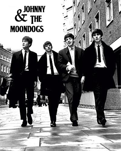 The Beatles (�����) ���������� �� Johnny & The Moondogs (������� � ������ �������)