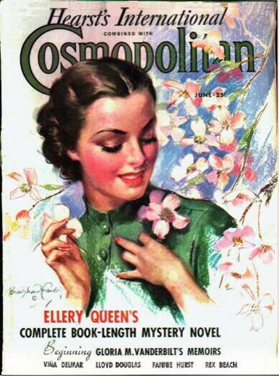Журнал B Cosmopolitan/B впервые был выпущен в США в 1886 году и объявлен...