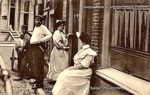 проституток правила посещения