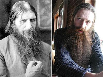 Григорий Распутин / Обри ди Грей (Aubrey de Grey)