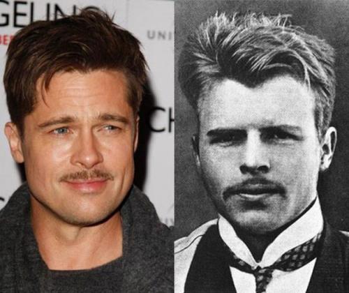 Брэд Питт (Brad Pitt) / Герман Роршах (Hermann Rorschach)