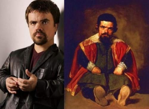 Питер Хэйден Динклэйдж (Peter Dinklage) / Диего Веласкес (Diego Velázquez)