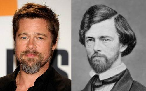 Брэд Питт (Brad Pitt) / Исаак Стивенс (Isaac Stevens).