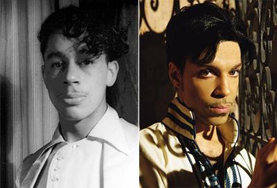 Кэб Кэллоуэй (Cab Calloway) / Принс (Prince)