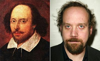Уильям Шекспир (William Shakespeare) / Пол Джаматти (Paul Giamatti)
