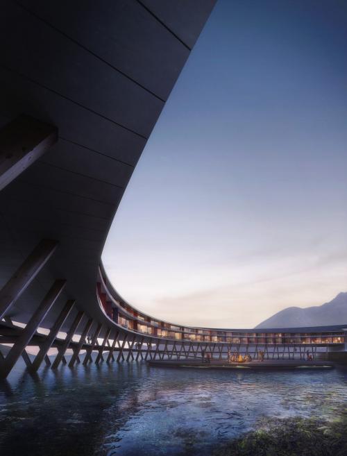 Также проект призван доказать, что в самом суровом климате могут быть возведены энергоемкие строения. Сверхсовременные материалы, из которых будет создан Swart, позволяют на 85% сократить ежегодное потребление энергии по сравнению с обычными гостиницами. Остальные 15% отель будет вырабатывать сам.