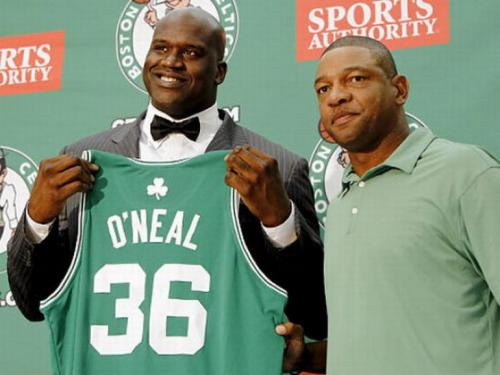 11. Shaquille O'Neal (NBA) $36,000,000