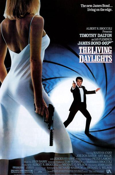 «Искры из глаз» / «The Living Daylights» (1987)