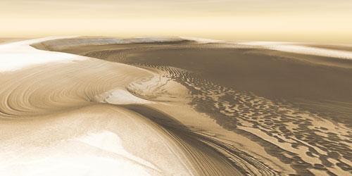 """С тех пор нет покоя. """"Марсианского Сфинкса"""" снимали еще несколько раз. Но ясности это не добавляло. И не позволяло окончательно признать """"лицо"""" просто выщербленной горой."""