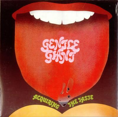 Gentle Giant - «Acquiring the Taste» (1971)