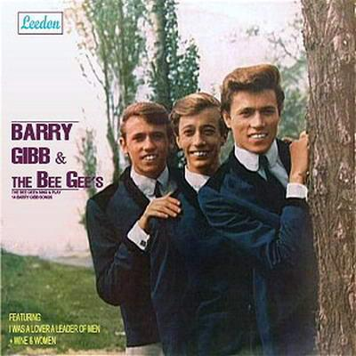 Bee Gees - «Barry Gibb & The Bee Gees Sing and Play 14 Barry Gibb Songs» (1965)