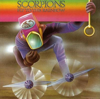 Scorpions - «Fly to the Rainbow» (1974)
