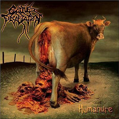 Cattle Decapitation - «Humanure» (2004)