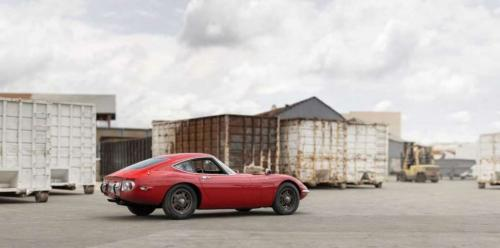 7. 1967 Toyota 2000GT.������ ���������, ������������ � ���. ���� �� �������� ������������ �����������.
