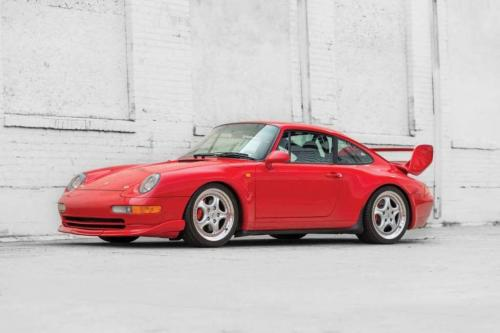 18. 1996 Porsche 911 Carrera RS 3.8.� ��� ����� ����� ������ � ������� ������ �����, ��������� � ��������� �����������.