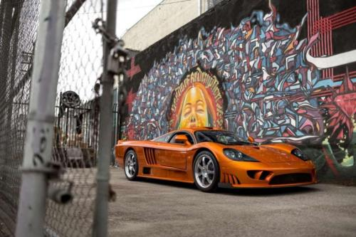 16. 2005 Saleen S7 Twin Turbo.����������� ��������� �������� Saleen � ������������ � ����� �����.