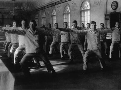 Физкультура и спорт в советском союзе