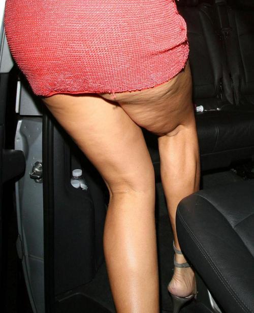 девушки целлюлитными ногами