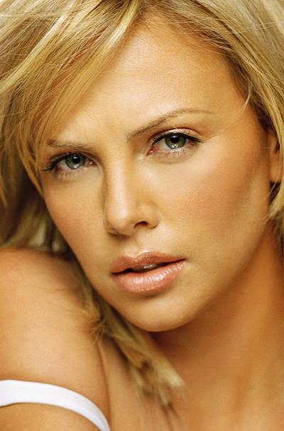 21. Шарлиз Терон (Charlize Theron)